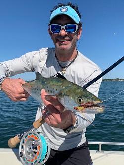 Fly fishing in Sarasota