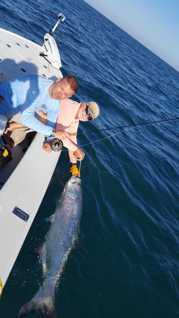 Siesta Key fly fishing charters